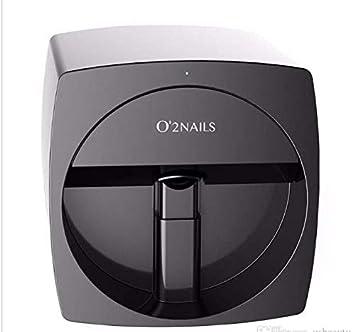 O 2 Móvil uñas Impresora V11 + + Negro + + Imprima en ...