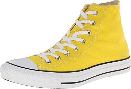 Converse Unisex Chuck Taylor All Star Hi Citrus Sneaker - 4 Men - 6 Women (Converse Women Citrus)