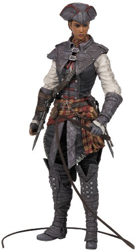 McFarlane Toys Assassin's Creed Series 2 Aveline De Grandpre