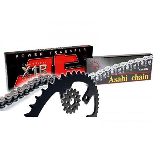 Kit chaine bihr 11//53 derbi senda sm drd x-treme Jt drive chain 481975