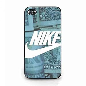 iPhone 4/iPhone 4S Funda,Nike Phone Funda,Nike iPhone 4/iPhone 4S Phone Funda Hard Plastic Phone Funda,Brand Logo Phone Funda