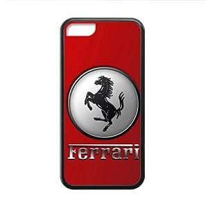 KJHI Chanel 1 Hot sale Phone Case for iPhone 5c Black