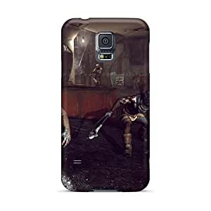 Marycase88 Samsung Galaxy S5 Durable Hard Phone Covers Provide Private Custom Vivid Rise Against Skin [smD16459ujAF]