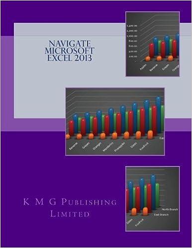 Read Navigate - Microsoft Excel 2013 PDF