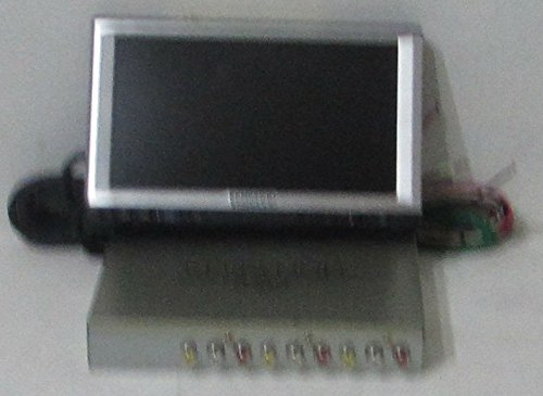 Touch Sensitive Lcd - Kenwood LZ-800W 8