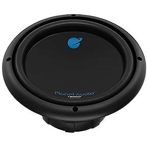 Planet Audio AC10D 1500 Watt, 10 Inch, Dual 4 Ohm Voice Coil Car Subwoofer