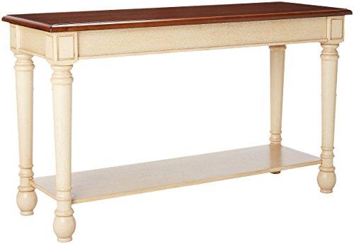 Coaster Home Furnishings 704419 Sofa Table, NULL, Dark Cherr