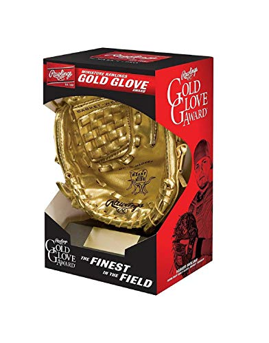 (Rawlings Mini Gold Glove Award Baseball Glove Trophy)