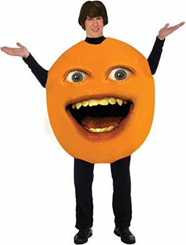 Forum Annoying Orange Annoying Orange Teen Costume, Orange, One Size]()