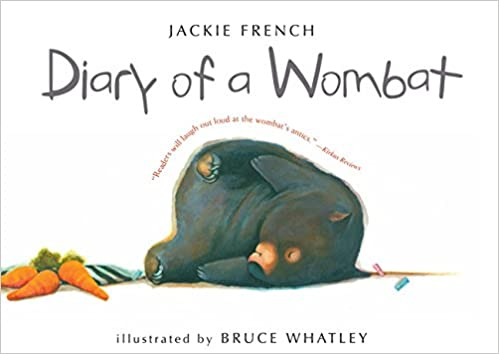 Image result for diary of a wombat