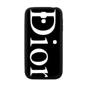 Happy Dior design fashion cell phone case for samsung galaxy s4