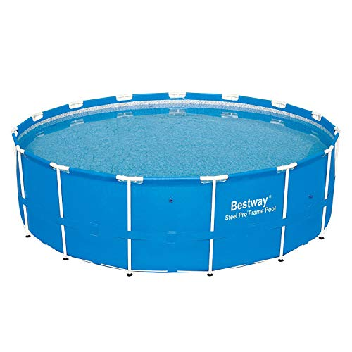 "Steel Pro 15' x 48"" Frame Pool Set"