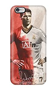 Waterdrop Snap-on Cristiano Ronaldo Shirtless Case For iphone 6 plus