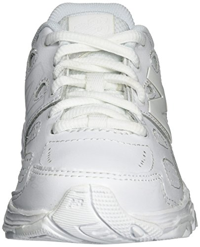 New Enfant Blanc Mixte Baskets Balance white 680 w6qwHf