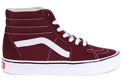 1ae634a4388ed8 Vans Sk8-Hi Lite Suede Port Royal Casual Shoes