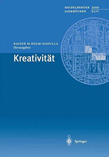 Kreativität (Heidelberger Jahrbücher)