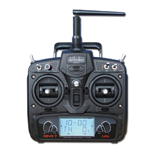 Walkera Devo-7 Transmitter for RC Helicopter