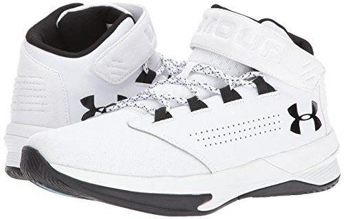 Chaussures De noir Under Zee Armour Get Blanc Basketball Homme Ua B qnqw6YBUX