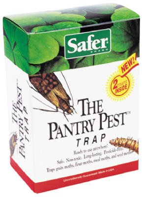 Safer 05140-AMAZ Pantry Moth Trap