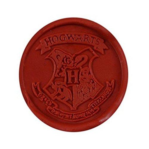 New vintage harry potter hogwarts school badge wax seal for Letter seal stamp