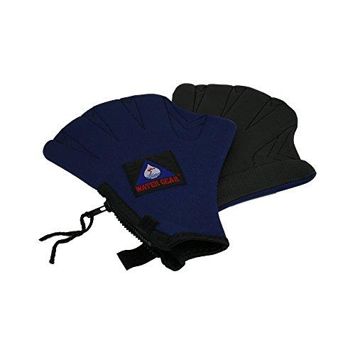 Water Gear Neoprene Force Gloves - Medium/Blue