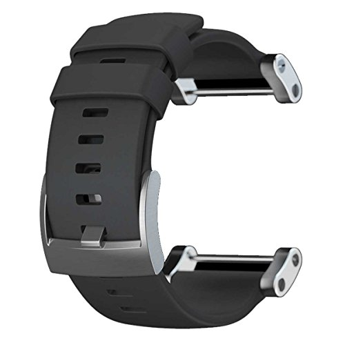 Suunto Core Strap Brushed Steel