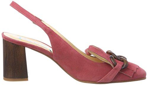 Heels 3397 Rosado Rosado Back Sling Womens Paco Gil Pink P SwTtqwYaB