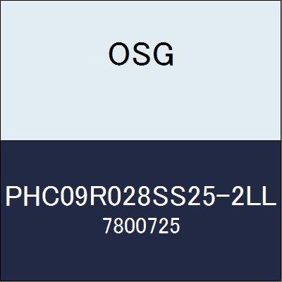 OSG カッター PHC09R028SS25-2LL 商品番号 7800725  B07BBH2TV4