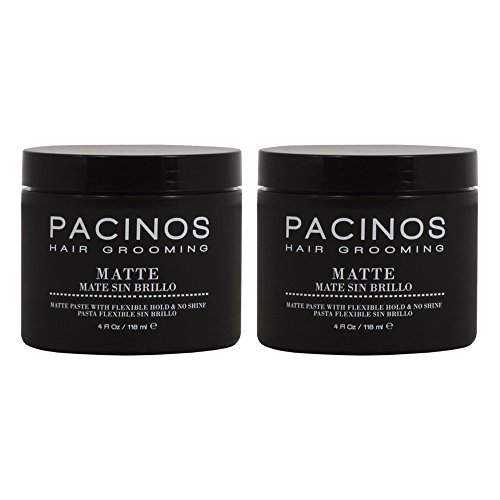"Pacinos Hair Grooming Matte 4oz ""Pack of 2"""