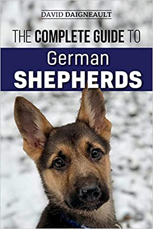 Book: The Complete Guide to German Shepherds