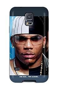 New Premium Flip Case Cover Nelly Sweatsuit Skin Case For Galaxy S5