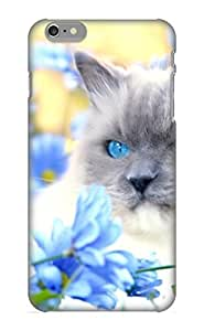 VenusLove AmpdqP-869-NVvhT Case For Iphone 6 Plus With Nice Animal Cat Appearance