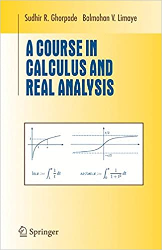 Buy a course in calculus and real analysis undergraduate texts in buy a course in calculus and real analysis undergraduate texts in mathematics book online at low prices in india a course in calculus and real analysis fandeluxe Gallery
