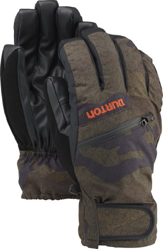 BURTON NUTRITION Burton Gore-Tex Under Glove - Lowland Camo, Men's Small