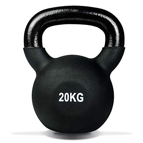 Neopreen Overdekte Kettlebells 2kg-20kg, fitness Kettlebells, Kleurgecodeerde Gewichten, Overdekt Gietijzer, Home Gym…