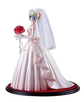 Hito Gurren Lagann: Nia Teppelin vestido de novia (versión) 1: 8 Escala