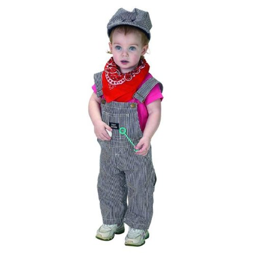 Jr. Train Engineer Suit for 18 Months Costume ()