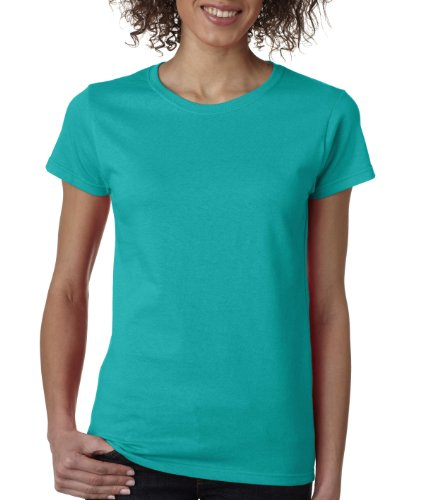 Gildan Heavy Cotton T-Shirt, Tropical Blue, XX-Large -
