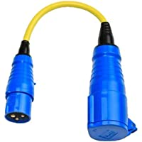 Victron adapter CEE-kontakt 16 A 3p till CEE-koppling 32 A 5p 250 V