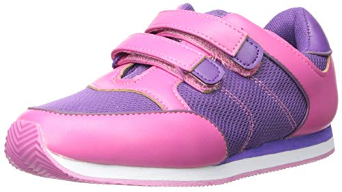 Enzo Ellis Sneaker, Pink Purple, 13 M US Little Kid ()