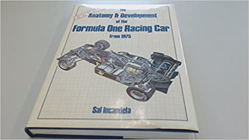 Anatomy And Development Of The Formula One Racing Car From 1975 Sal