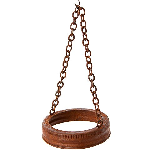 jar lids for hanging - 5
