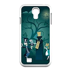 Samsung Galaxy S4 Cases Alices Adventures in Wonderland has been introduced to a new generation of children For Boys, Samsung Galaxy S4 Case For Women For Boys [White]