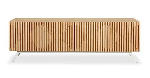 UPC 660845649316, Kardiel Semibreve Mid-century Modern Credenza, Ash Wood