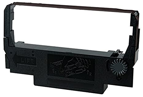 Premium Toner - ERC30/34/38 - (C43S015376) - Black/Red: Amazon.es ...