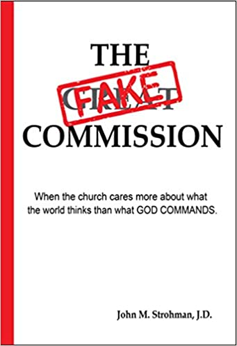 The Fake Commission - 2017 Update: John Strohman ...