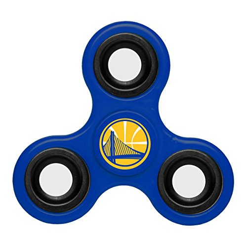 fan products of Golden State Warriors Three Way Team Spinner