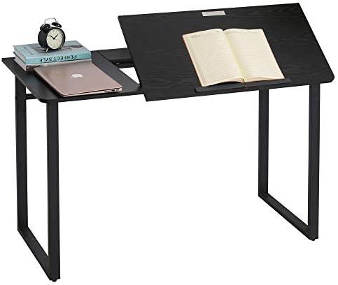 HOMCOM Modern Drafting Drawing Table