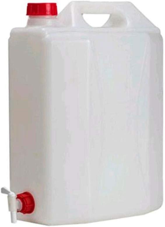 Bidón / Depósito contenedor de agua + Grifo L-P (20L): Amazon.es: Jardín