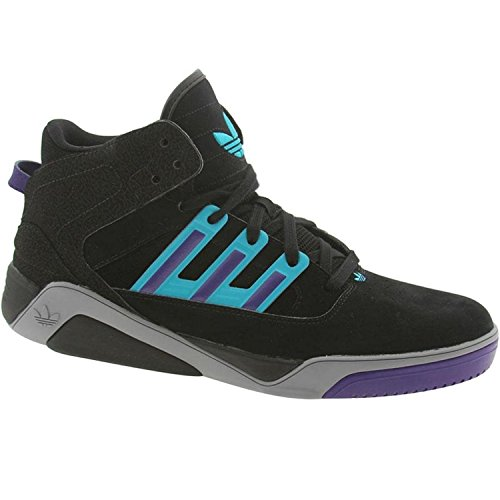 Adidas Mens La Scarpa Da Tennis Lqc Sneaker Nera